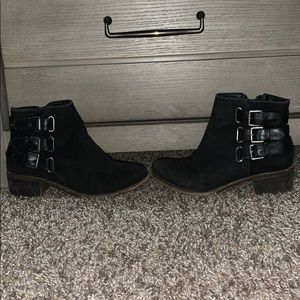 Booties. Size 7.5